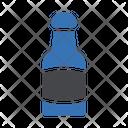 Bottle Wine Drink Icon
