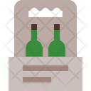 Beer Bottle Pack Icon