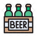 Beer Drink Bottle Icon