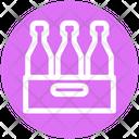Beer Bottles Wine Bottles Beer Icon