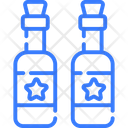 Beer Bottles Icon