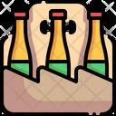 Beer Box Package Beer Icon