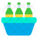 Beer Bucket Icon
