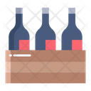 Abottle Beer Bucket Alcohol Icon