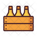 Beer buckets Icon