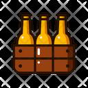 Beer Buckets Bucket Beer Icon