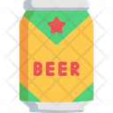 Beer Can Beer Alcohol Icon