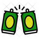 Beer Can Drink Icon
