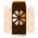 Beer Can Tin Clover Icon
