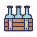Beer Can Bottle Beer Icon