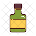 Beer Container Whiskey Whiskey Bottle Icon