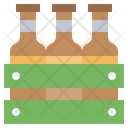 Crate Package Beer Icon