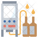 Beer Distillation Icon