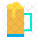 Beer Glass Alcohol Icon