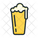 Glass Beer Brewing Icon