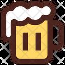 Jar Milkshake Ice Cream Jar Icon