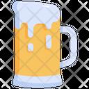 Beer Mug Pine Icon