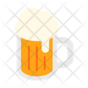 Beer Glass Beer Alcohol Icon