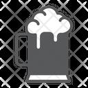 Beer Glass Beer Mug Icon