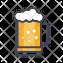 Beer Glass Beer Mug Beer Stein Icon
