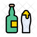 Wine Beer Champagne Icon