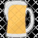 Beer Mug Beer Glass Pilsner Glass Icon