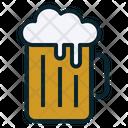 Mug Cold Beverage Icon