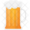 Beer Glass Drinks Icon