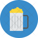 Beer Chilled Drink Icon