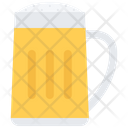 Cup Beer Foam Icon