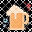 Alcohol Octoberfest Mug Icon
