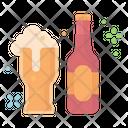 Bottle Alcohol Celebrate Icon