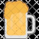 Beer Mug Wine Mug Wine Glass Icon
