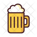 Jar Beer Beer Glass Icon
