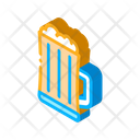 Foamy Beer Cup Icon