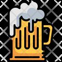 Beer Alcoholic Drink Beer Mug Icon