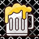 Beer Mug Beer Stein Pint Glass Icon