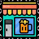 Beer Drink Shop Icon