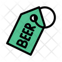 Beer Tag Icon