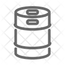 Alcohol Tank Beer Icon