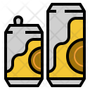 Beer Tin Beverage Icon