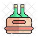 Beer Box Alcohol Drink Icon