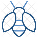 Bees Farming Agriculture Icon