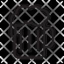 Beet Mug Icon