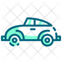 Beetle Car Travel Icon