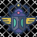 Beetle Hercules Beetle Bug Icon