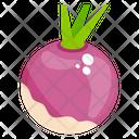 Beetroot Vegetable Food Icon