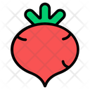 Beetroot Icon