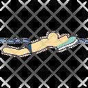 Beginner Kickboard Learn Icon