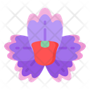 Begonia Icon